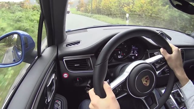2016 Porsche Macan Road Test