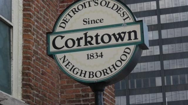 The Irish & Corktown
