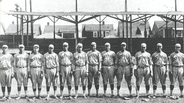 Detroit's Historic Negro League & Hamtramck Stadium Rebuild