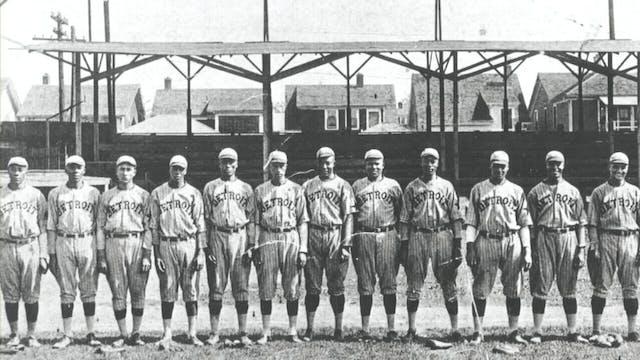 Detroit's Historic Negro League & Ham...