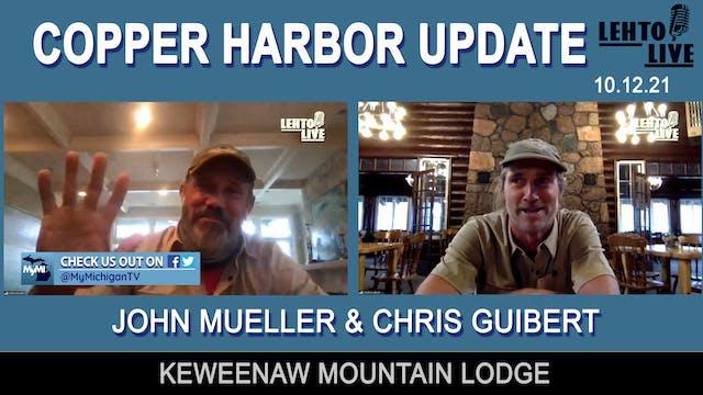 Copper Harbor's Keweenaw Mountain Lod...