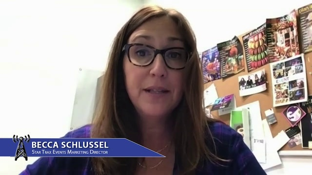 Trade Show Expert Becca Schlussel gives you some event planning tips!