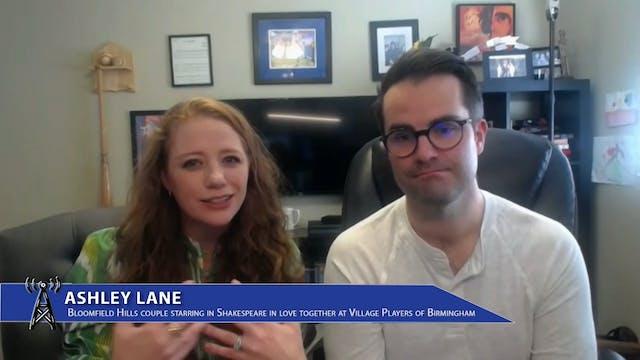 Thespians Ashley & Patrick Lane star ...
