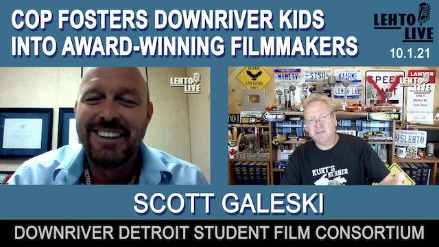 Scott Galeski, Student Film Consortium and More! - Lehto Live - Oct. 1