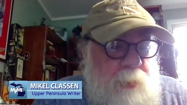 Author Mikel Classen talks Upper Peni...