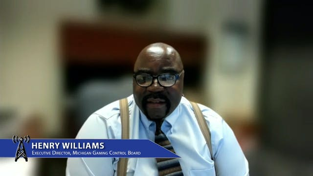 Henry Williams discusses the new onli...