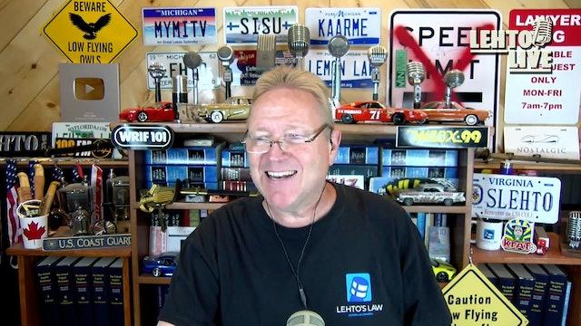 The All New 2022 GMC EV Hummer Pickup - Lehto Live - Oct. 11th