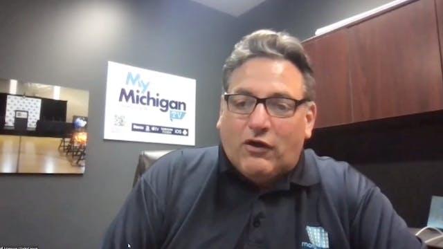 Dave Scott - CEO MyMI TV - Lehto Live...