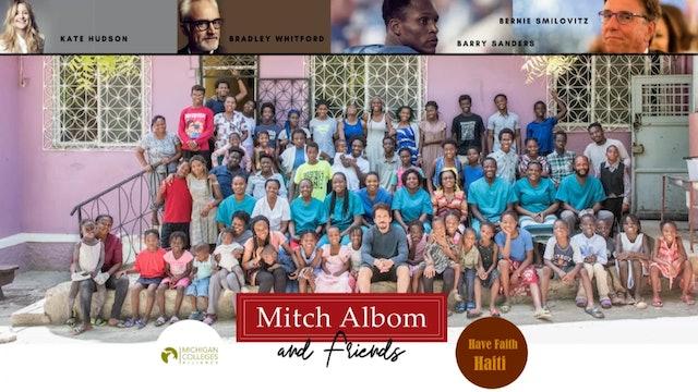 Have Faith Haiti Fundraiser with Mitch Albom & Friends - August 19, 2021