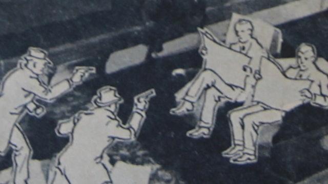 Radio Host Jerry Buckley's 1930 Assassination