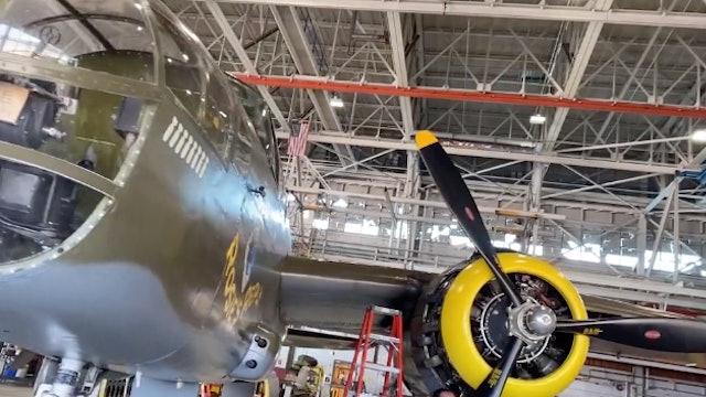 The Yankee Air Museum, Belleville, Michigan
