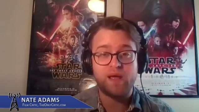 Fall Movie Preview with Nate Adams, T...