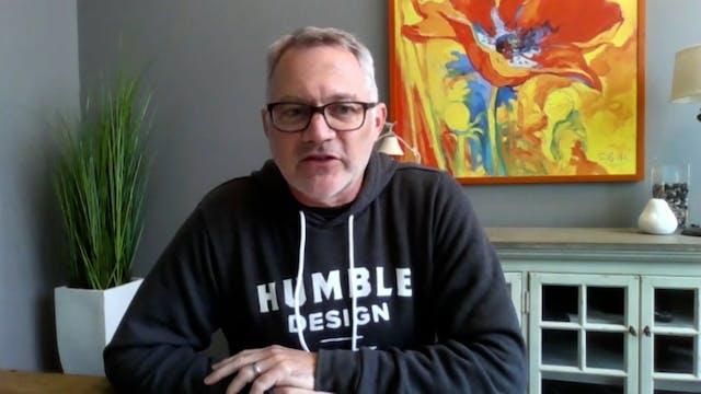 Exec. Director of Humble Design Chris...