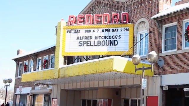 Two Historic Detroit Movie Houses