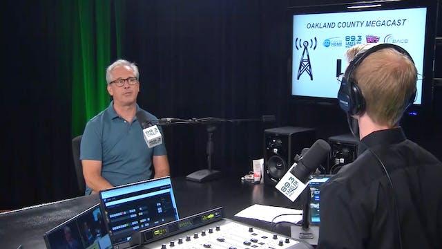 MyMI TV Producer on the Megacast