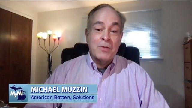 Michael Muzzin - Electric Cars & Batt...