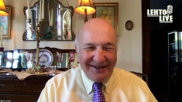 Paul Sturgul, Estate Planning & Elder Law Attorney - Lehto Live - Sep. 29, 2021