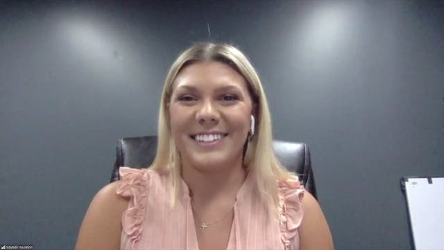 MyMI TV Reporter Maddie Mustion - Tal...