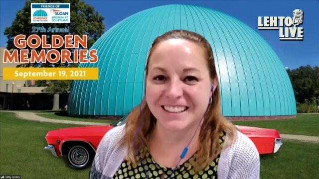 Sep 19th Golden Memories Auto Show - Cathy Gentry - Lehto Live - Sep. 13th