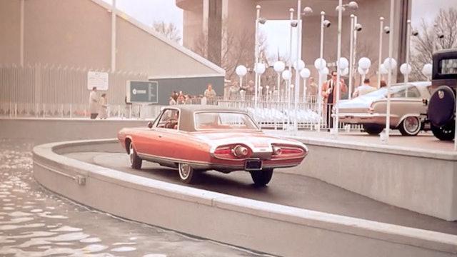 The Story of the Chrysler Turbine Car