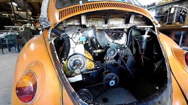 1963 Steam Powered VW - Built by Nucl...