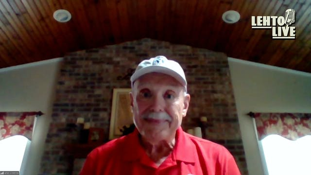 Interview with Balloonist Ron Centers...