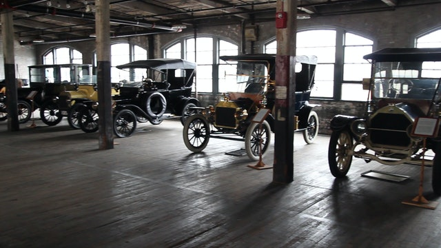 Birthplace of the Model T - The Piquette Ave Plant