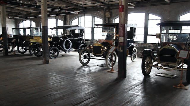 Birthplace of the Model T - The Pique...