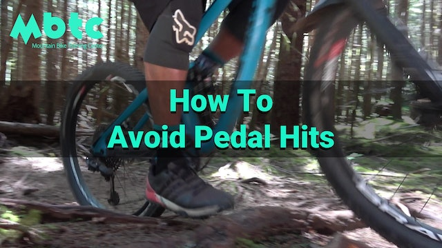 How to avoid pedal hits?