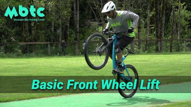 Basic Front Wheel Lift