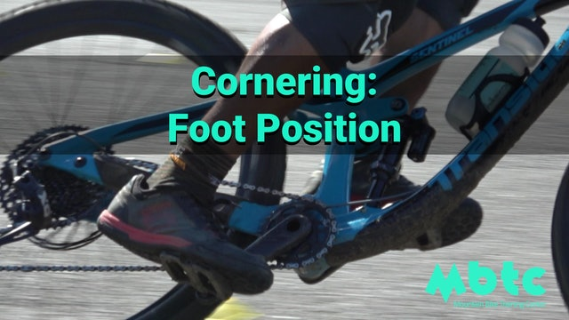 Cornering: Foot down vs Equal Weight