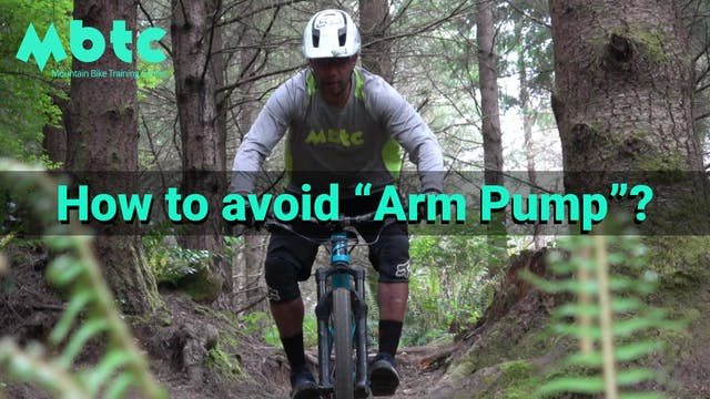 "How to avoid ""Arm Pump""?"