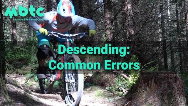 descending errors
