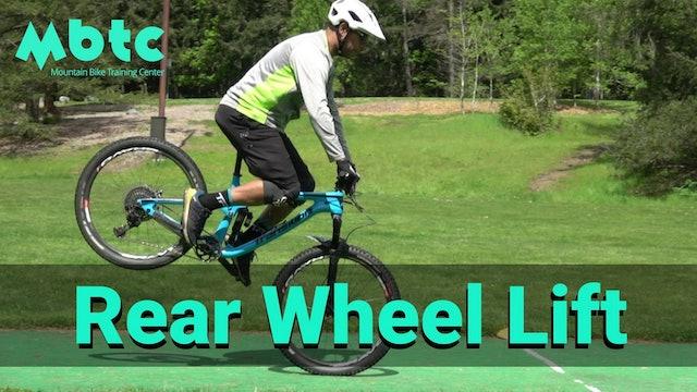 Rear Wheel Lift