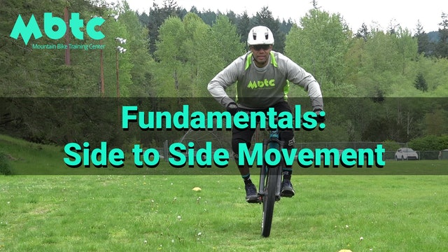 Fundamentals: Side to Side