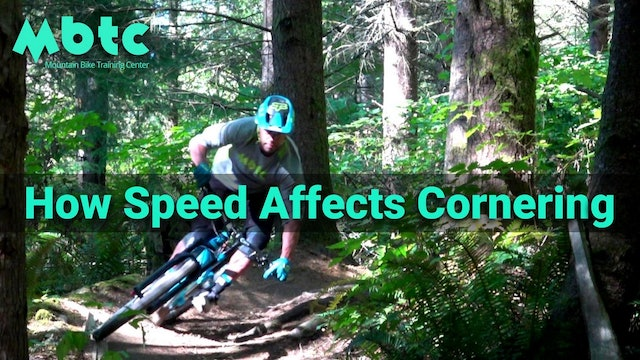 How speed affects our steering in corners