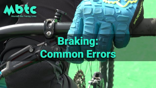 Braking: common errors