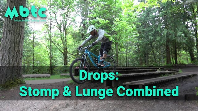 Drops: Stomp & Lunge Combined