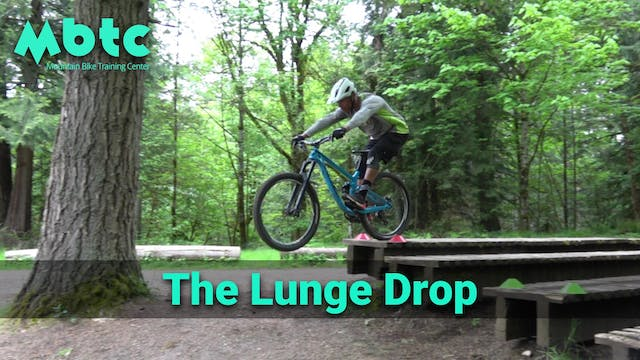 The Lunge Drop