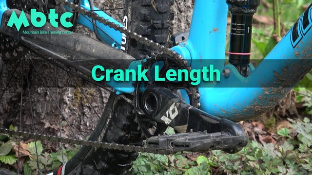Bike setup: Crank Length