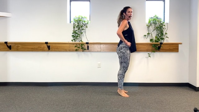 Barre (3/20/20) with Meghan