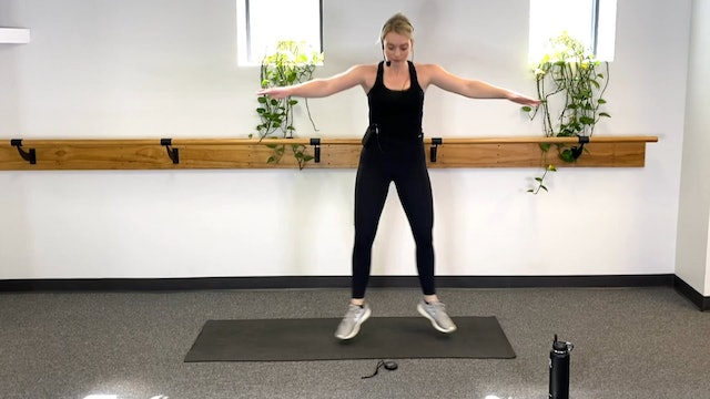 HIIT (5/5/20) with Ruthie