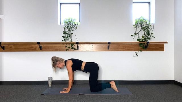 Yoga (3/20/20) with Sabrina