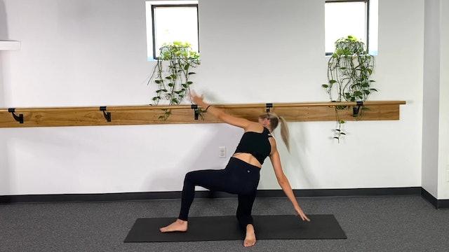Power Yoga (6/17/20) with Sabrina
