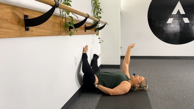5 Minute Stretch (#2) with Stephanie