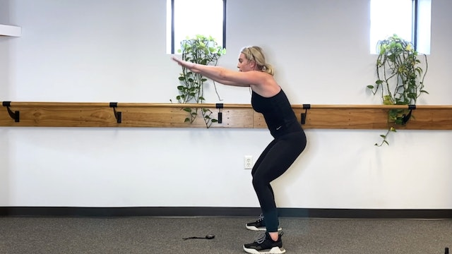 HIIT (4/8/20) with Ruthie