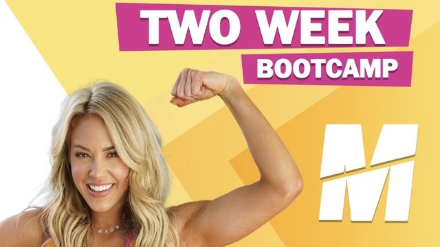 Move Like Morgan: 2 Week Total Body Bootcamp