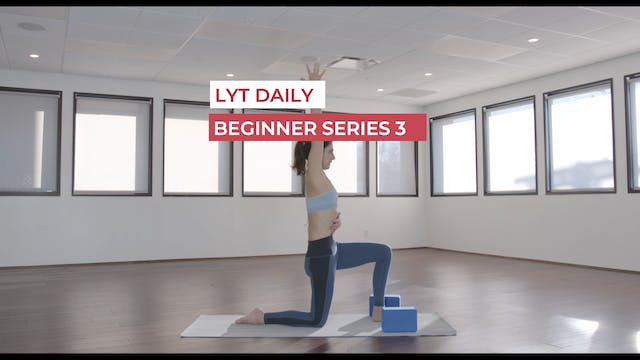 LYT BEGINNER SERIES 3