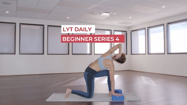 LYT BEGINNER SERIES 4