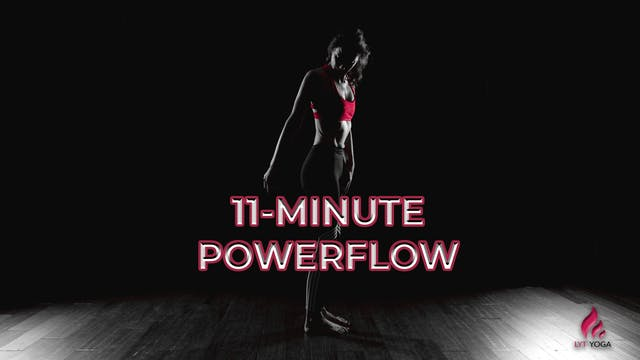 11-Minute Powerflow Series Video 4 - ...